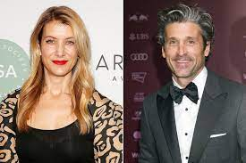 Patrick Dempsey Comments on Grey's Anatomy Wife Kate Walsh's Photo