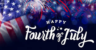 4th Of July Flag And Fireworks Right Cpa Felle