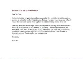 Job Application Follow Up Email Revive210618 Com