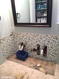 how to remove a bathroom vanity thrift diving87