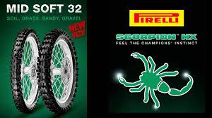 <b>Pirelli Scorpion MX</b> Tyre Range - YouTube
