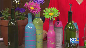 Decorating Empty Wine Bottles KCL Turn your empty wine and beer bottles into craft projects 41