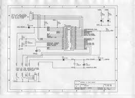electronic air suspension cpu circuit diagram