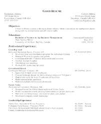 Job Objectives 9 10 Basic Resume Objective Samples Archiefsuriname Com