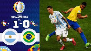 Arjantin vs Brezilya