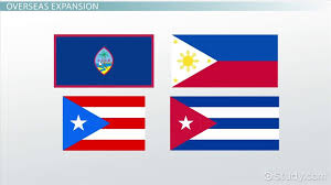 American Imperialism In Hawaii China The Philippines