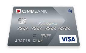 cimb credit cards credit card apply