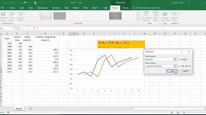 Plot Multiple Lines In Excel