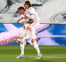 La Liga: Relentless Real beat Barca to take lead - Rediff Sports