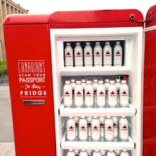 Canadian Vending Machine Beauteous Canadian Vending Machine You Need To Have A Canadian Passport To