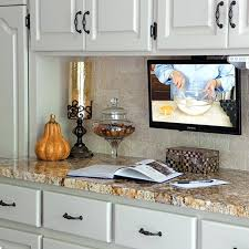 Under Kitchen Cabinet Tv Dvd Cd Player Radio Monsterlune For Buyers