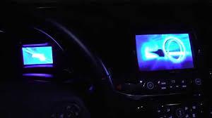 2015 chevy impala interior at night. Contemporary Night 2015 Chevy Impala Dashboard Startup Screens Intended Interior At Night O