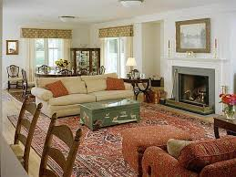 White Fireplace Connected By Dark Brown Leather Sofa Set And Brown How To Arrange Living Room Furniture With A Tv