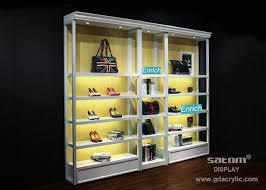 Retail Product Display Stands Shopping Mall Retail Pop Displays Wooden Display Stand Custom Made 78