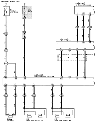 amplifier wiring diagram tundra wire center \u2022 toyota tundra speaker wiring diagram at Toyota Tundra Speaker Wiring Diagram