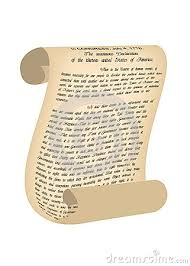 declaration of independence clipart clipground clipart declaration of independence scroll