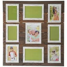 pallet collage wood wall frame hobby