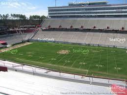 Nc State Carter Finley Stadium Seating Chart