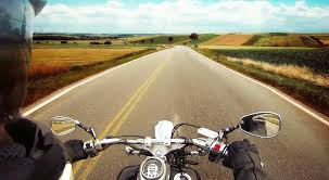 Image result for motorcycle gear on the road