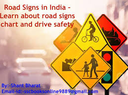 Road Safety Chart In India Ppt Road Signs In India Learn About Road Signs Chart And