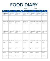 Baby Milk Intake Chart Nhs Food Intake Chart Nhs Iamfree Club
