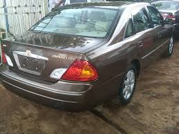 SOLD SOLD SOLD.2000 Model Toyota Avalon Xls Forsale Very Clean ...