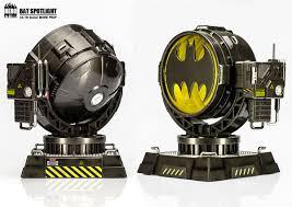 Estartek 16th Scale Movie Prop Batman Bat Spotlight With Led 16