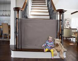 Stair Barrier | Pet & Child Safety Gates For Stairs | Made In The USA