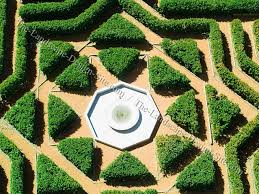 Small Picture Geometric Formal Gardens Shapes
