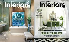 IN Interiors Chicago Modern Luxury Winter 2014 issue The Cover