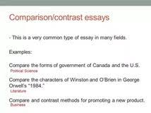 character comparison essay example sample of dissertation character analysis comparison essay example
