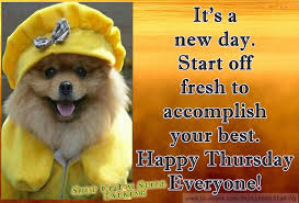 Image result for happy thursday pictures