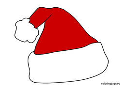 santa claus hat coloring page. Plain Hat Thanks For Downloading From KissClipart Your Download Will Start  Automatically Inside Santa Claus Hat Coloring Page O
