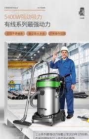 Xưởng sản xuất máy hút bụi công nghiệp Jeno 5400W hút bụi lớn công suất cao