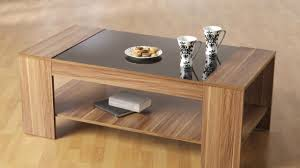 Serenity model glass coffee table the serenity coffee table is characterised by symmetries and strong shapes creating an attractive environment with a modern style. Modern Wood And Glass Coffee Table Designs Youtube