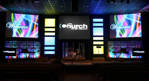 Woven Bubbles Church Stage Design Ideas Scenic Sets And