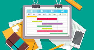 Visual Control Chart Enables In Agile How Gantt Charts Bridge The Gap Between Teams And Management