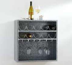 wine glass racks and kitchen storage pottery barn antique modular rack e97 rack