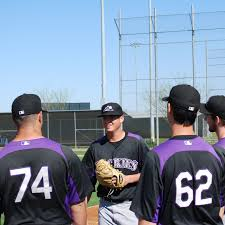 Colorado Rockies prospect Peter Lambert advanced for his age and level -  Purple Row