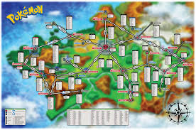 spoiler here's the location of every pokemon in pokemon x  y
