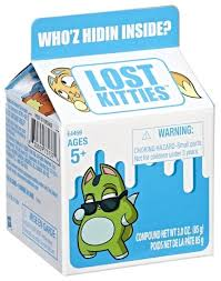 <b>Игровой набор Hasbro</b> Lost kitties E4459 — купить по выгодной ...