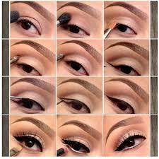 perfect cat eye liner makeup tutorial