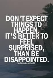Expectations Quotes. QuotesGram via Relatably.com