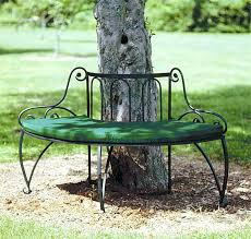black wrought iron patio furniture. patio wrought iron garden tree bench black outdoor furniture benches s