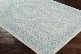 image is loading surya serafina srf 2020 6x9 blue area rug