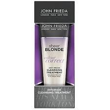 John Frieda Sheer Blonde Hair Colour