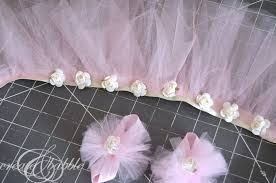 baby tutu and barefoot sandals