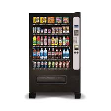 Avanti Vending Machines Adorable REFURBISHED Vending Machine COMBO Snack Cold Drinks Food Vending