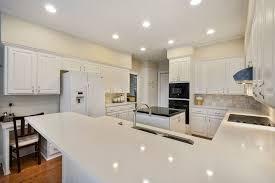 kitchen remodel baton rouge snow white quartz countertops preview zitro construction
