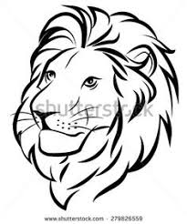lion drawing. Interesting Drawing Lion Cartoon Stock Photos Images U0026 Pictures  Shutterstock Inside Drawing R